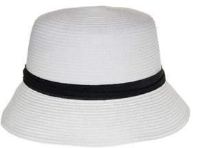 Nine West Womens Microbrim Hat