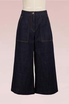 Kenzo Cotton Culottes