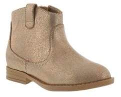 Kenneth Cole Girl's Ankle Cowboy Boots
