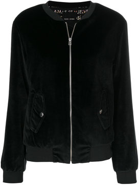 Each X Other embroidered logo bomber jacket