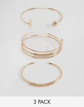 Aldo Theiviel Stacking Bracelets