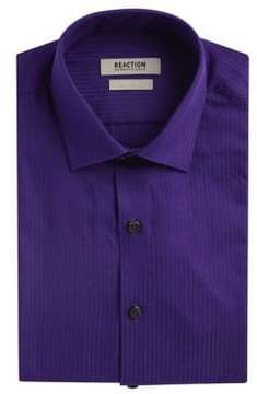 Kenneth Cole Reaction Striped Dress Shirt