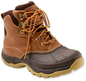 L.L. Bean Women's Storm Chasers Classic Waterproof Boots, Lace-Up