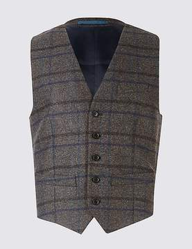 Marks and Spencer Wool Rich Waistcoat