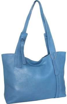 Nino Bossi Isa Leather Tote Bag (Women's)