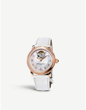Frederique Constant FC-310HBAD2P4 Heart Beat rose gold-plated