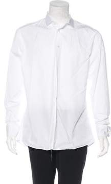 Bottega Veneta Woven Dress Shirt