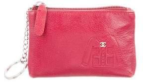Chanel Key Pouch