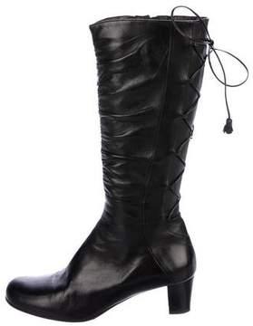Taryn Rose Regina Knee-High Boots