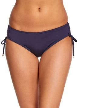 Anne Cole Color Blast Solid Adjustable Side Hipster Bikini Bottom 8127535