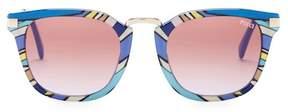 Emilio Pucci Women's Squared Sunglasses
