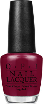 OPI Nail Lacquer, We the Female