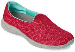 Vionic Pink Agile Hydra Slip On Sneakers