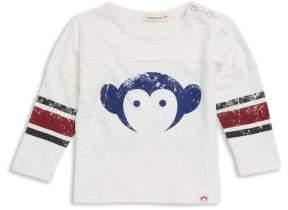 Appaman Baby's Football Cotton Jersey Tee
