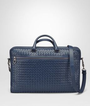 Bottega Veneta Pacific Intrecciato Briefcase