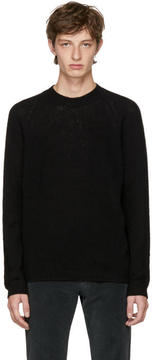 Prada Black Wool Sweater