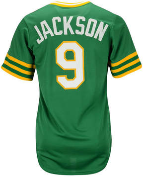 Majestic Reggie Jackson Oakland Athletics Cooperstown Replica Jersey