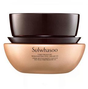 Sulwhasoo Timetreasure Renovating Eye Cream EX, 0.8 oz./ 25 mL