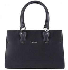Longchamp Tote - 001BLACK - STYLE