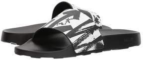 Bally Slanter Grafitti Pool Slide Men's Shoes