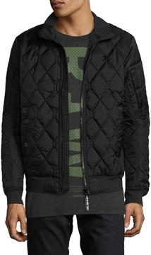 G Star G-Star Men's Quilted Jacket