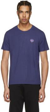 Fendi Blue Bubble T-Shirt
