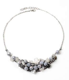 Amrita Singh Gray Parisa Necklace