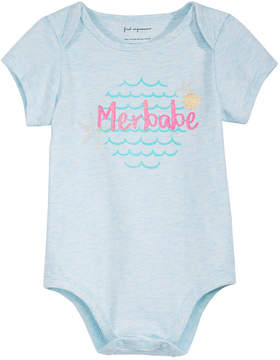 First Impressions Baby Girls Merbabe Bodysuit, Created for Macy's