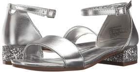 Stuart Weitzman Penelope Glitter Girl's Shoes