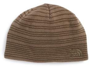 The North Face Bones Fleece Lined Beanie - Brown