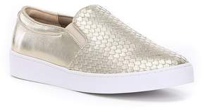 Vionic Walk.Move.Live Midi Double Metallic Leather Sneakers