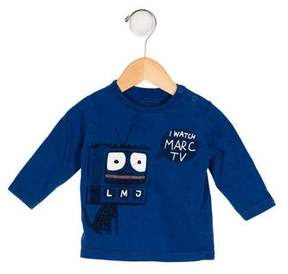 Little Marc Jacobs Boys' Knit Printed Shirt