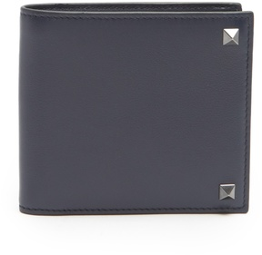 Valentino Bi-fold leather wallet