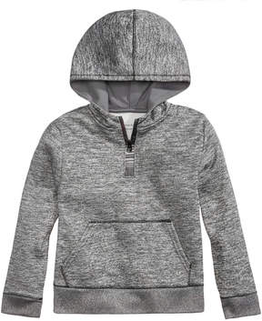 Champion Quarter-Zip Hooded Sweatshirt, Little Girls (4-6X)