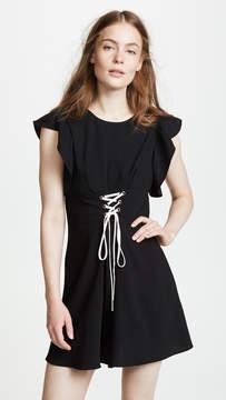 Amanda Uprichard Corset Dress