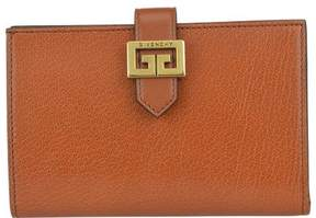 Givenchy Gv3 Medium Leather Wallet