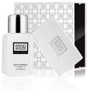 Erno Laszlo White Marble Double Cleanse Travel Set