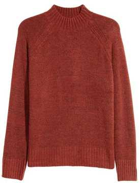 H&M Knit Mock Turtleneck Sweater