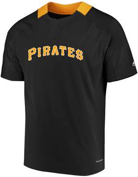 Majestic Men's Pittsburgh Pirates Woven Tee