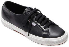L.L. Bean Superga COTU 2750 Leather Sneakers