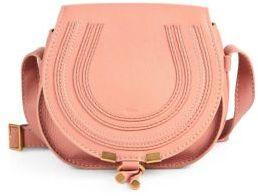 Chloe Marcie Medium Round Crossbody Bag