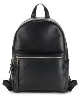 Perry Faux Leather Backpack