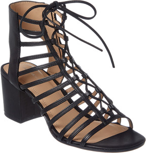 Pour La Victoire Amabelle Leather Sandal