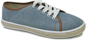 Bamboo Light Blue Denim Lollia Sneaker
