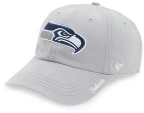 '47 Women's Seattle Seahawks Cap - Grey