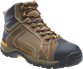 Wolverine Steel-Toe EH Chisel Mens Work Shoes