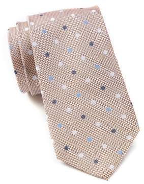 Ben Sherman Dot Silk Tie