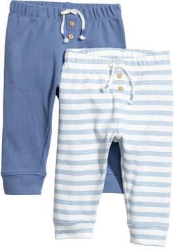 H&M 2-pack Leggings - Blue
