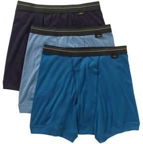 Jockey Life by Assorted Cotton Boxer Brief, 3 pack