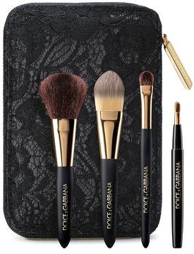Dolce & Gabbana Make-Up MAKE UP LACE MINI BRUSH SET 14
